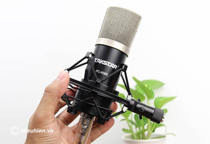 micro thu âm cao cấp takstar pc-k500 - hình 07
