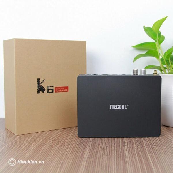 android tv box mecool k6 tích hợp đầu thu truyền hình dvb-s2-t2-c - hình 07