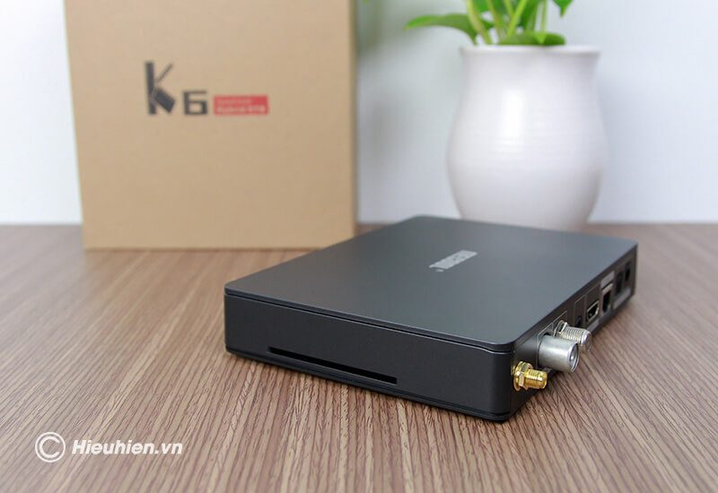 android tv box mecool k6 tích hợp đầu thu truyền hình dvb-s2-t2-c - hình 18
