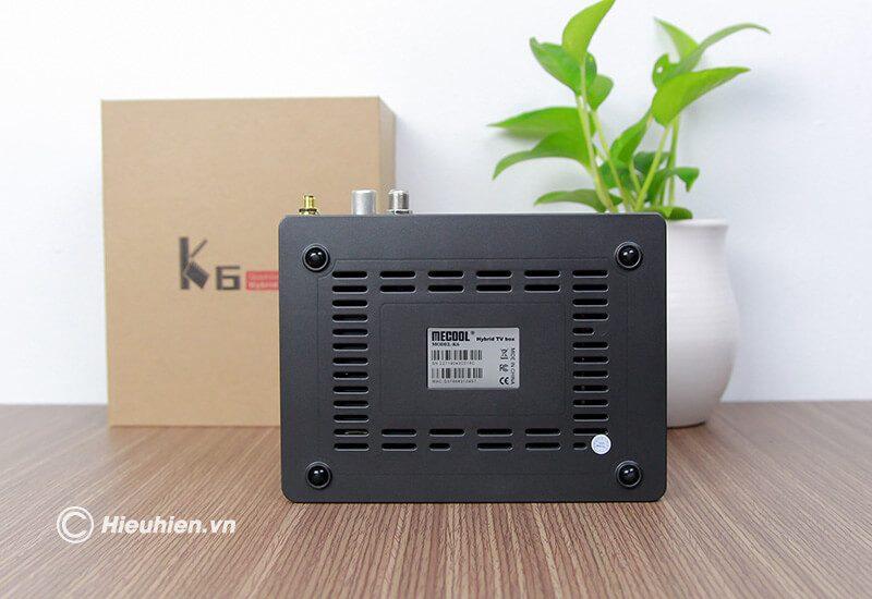 android tv box mecool k6 tích hợp đầu thu truyền hình dvb-s2-t2-c - hình 20