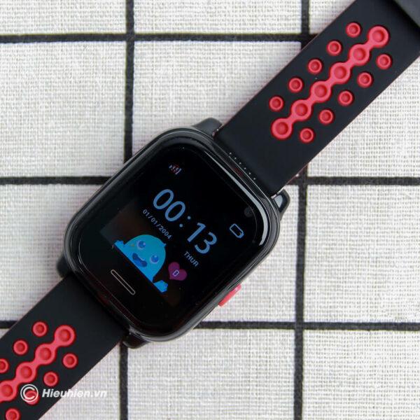 wonlex kt04 - đồng hồ định vị trẻ em có camera, chống nước - hình 02