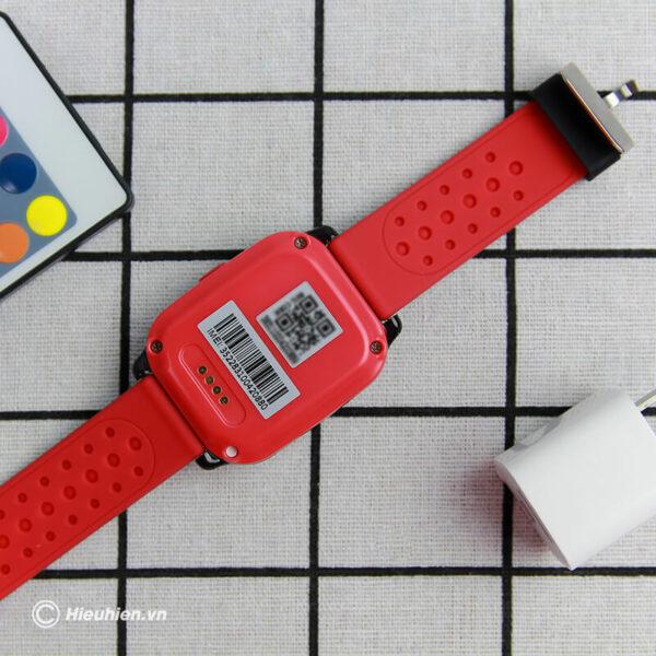 wonlex kt04 - đồng hồ định vị trẻ em có camera, chống nước - hình 04