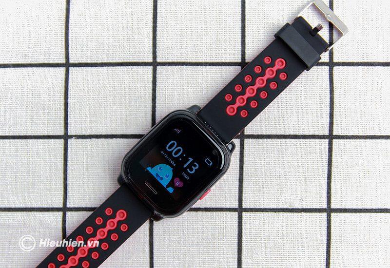 wonlex kt04 - đồng hồ định vị trẻ em có camera, chống nước - hình 05