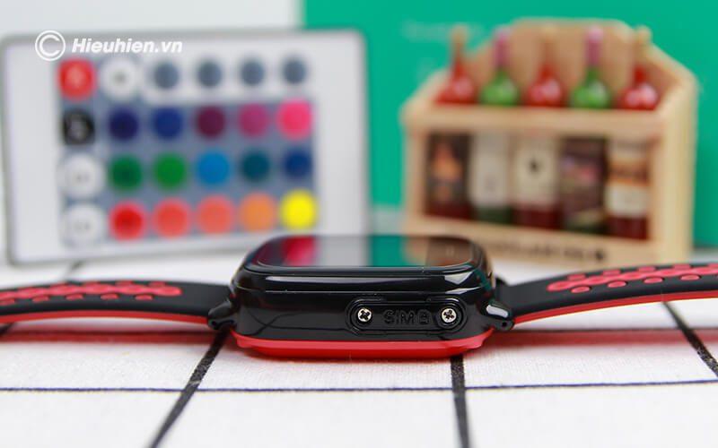 wonlex kt04 - đồng hồ định vị trẻ em có camera, chống nước - hình 06