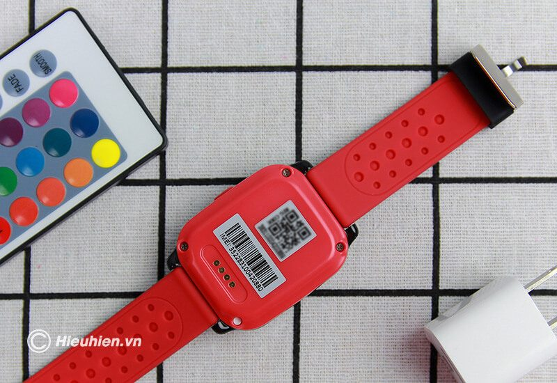 wonlex kt04 - đồng hồ định vị trẻ em có camera, chống nước - hình 10