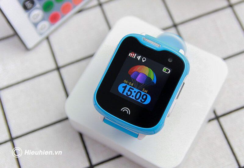 wonlex kt05 đồng hồ định vị trẻ em chống nước hỗ trợ camera chụp hình 06