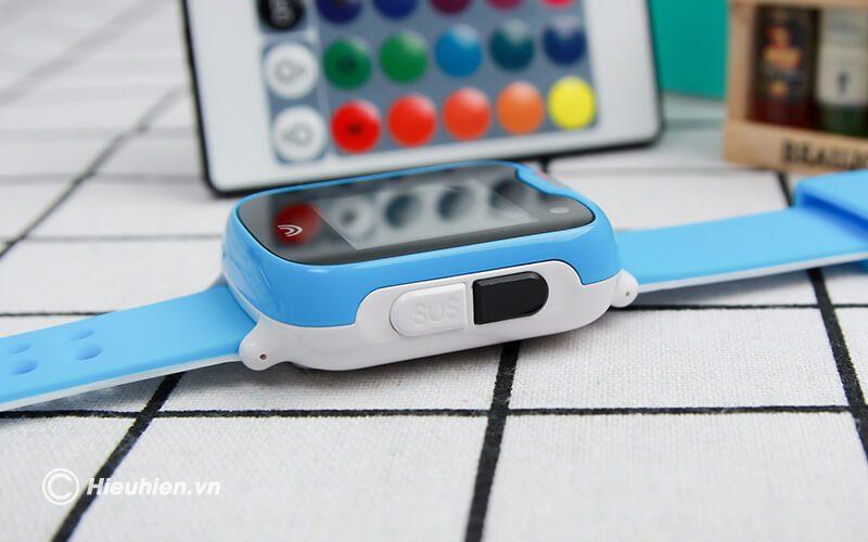 wonlex kt05 đồng hồ định vị trẻ em chống nước hỗ trợ camera chụp hình 10