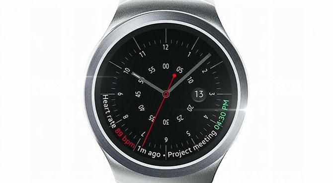 Smartwatch Gear - 6 cong bo quan trong nhat trong su kien galaxy note 5