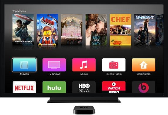 Apple TV mới sẽ ra mắt vào tháng 9 - Đẹp hơn, mạnh hơn nhiều ứng dụng hơn