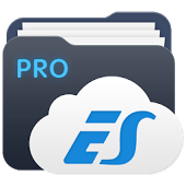 ES File Explorer File Manager PRO -Tải về APK dành cho Android TV Box