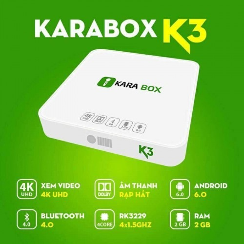 Firmware Android TV Box Karabox K3