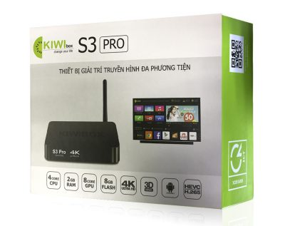 Firmware Android TV Box Kiwi S3 Pro