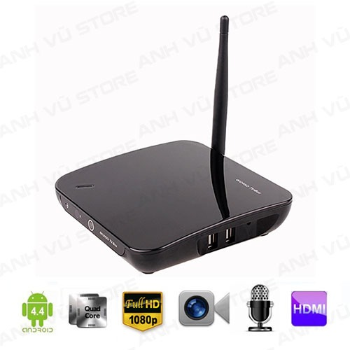 Firmware Android TV Box MiniPC CS968