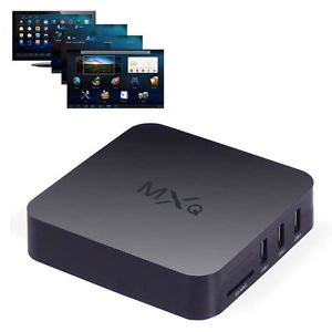 Firmware Android TV Box MiniPC MXQ