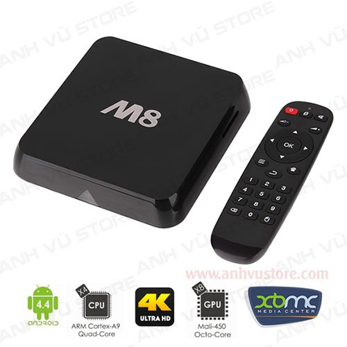 Firmware Android TV Box MiniPC Skybox M8