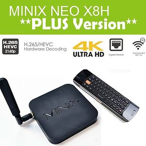 Firmware Android TV Box Minix Neo X8-H Plus