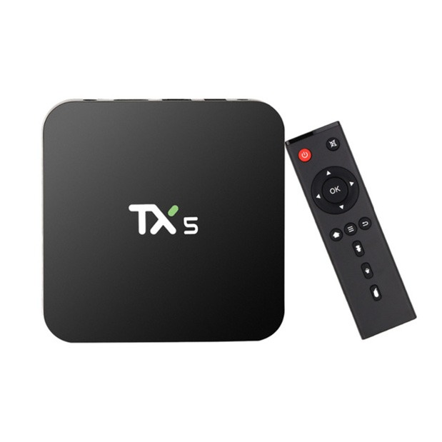 Firmware Android TV Box TX5 S905X