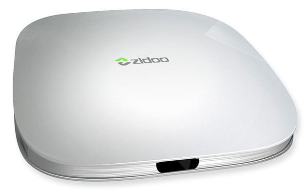 Firmware Android TV Box Zidoo X5
