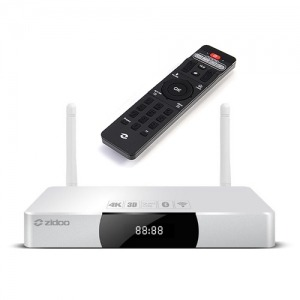 Firmware Android TV Box ZIDOO X9
