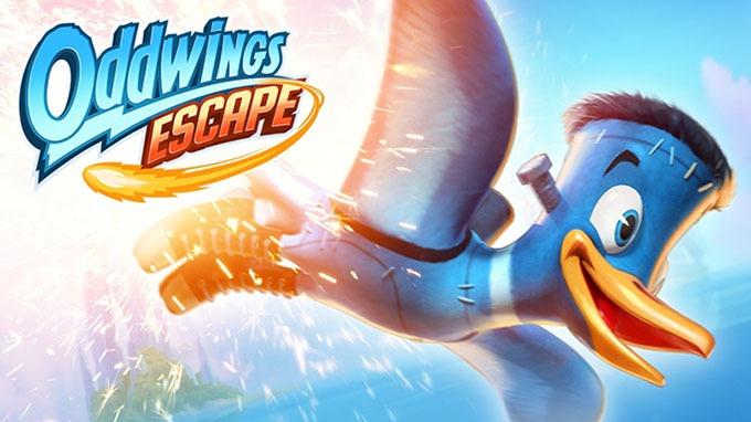 Gặp gỡ Oddwings Escape: Chú chim 'quái dị' đạt 1 triệu lượt tải chỉ trong 1 tuần