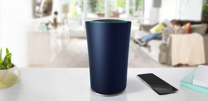 Google giới thiệu bộ phát WiFi OnHub giá 200 USD