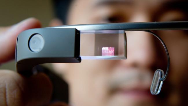 Google Glass: Chiếc kính thông minh từ phim viễn tưởng