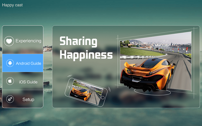 Happy Cast - Tải về APK - Ứng dụng Android TV Box
