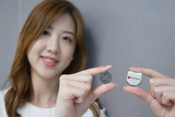 LG ra mắt pin lục giác dành cho smartwatch mặt tròn
