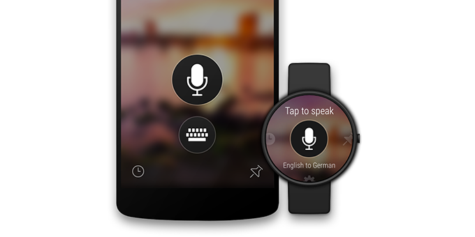 microsoft ra mat ung dung translator cho android va ios ho tro smartwatch