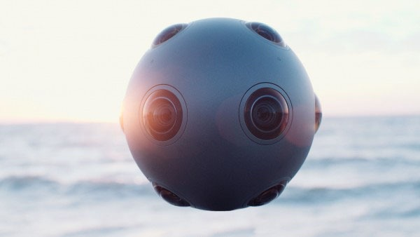 Nokia ra mắt máy quay thực tế ảo OZO