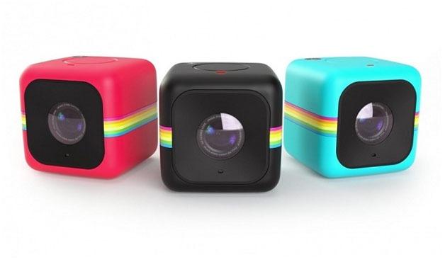 Polaroid Cube+ camera hành trình nhỏ gọn, giá rẻ