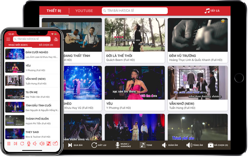 Smart Karaoke Player - Tải về APK - Ứng dụng Android TV Box