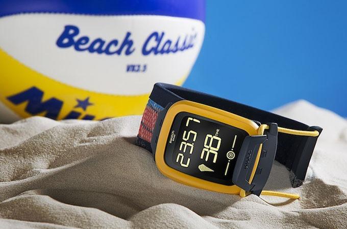Swatch sẽ ra mắt nhiều đồng hồ thông minh có chức năng khác nhau