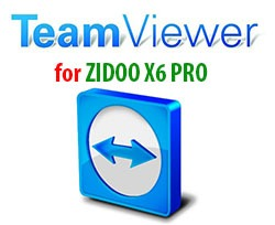 Team Viewer Quick Support for ZIDOO X6 PRO - Tải về APK