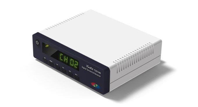 """Thêm 2 sản phẩm đầu thu số DVB-T2 """"xịn"""" ra thị trường"""