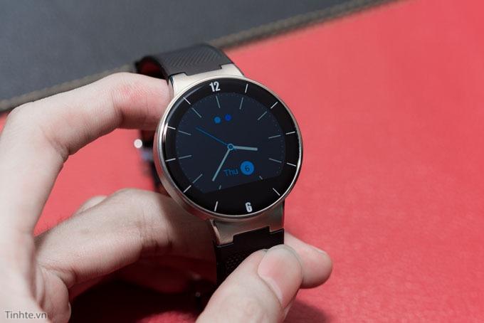 tren tay smartwatch alcatel onetouch watch - thiet ke