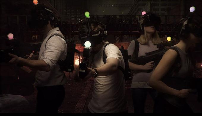 Trung tâm chơi game thực tế ảo vừa mở cửa tại Úc