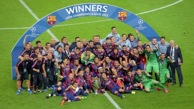 VTVcab mua bản quyền Champions League trong 3 mùa giải tới