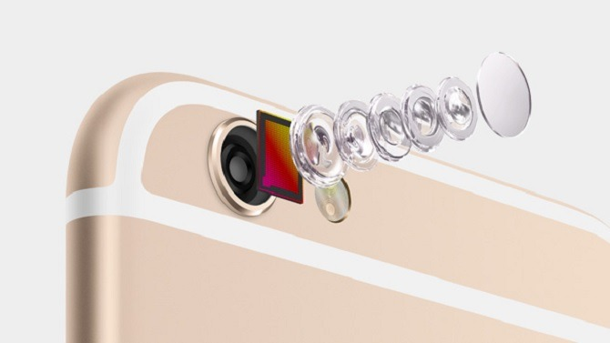 xac nhan iphone 6s nang cap camera len 12 mp