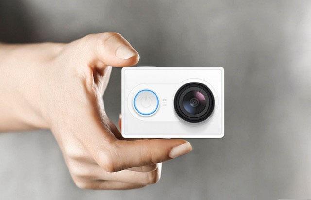 Xiaomi giới thiệu camera thể thao YiCamera