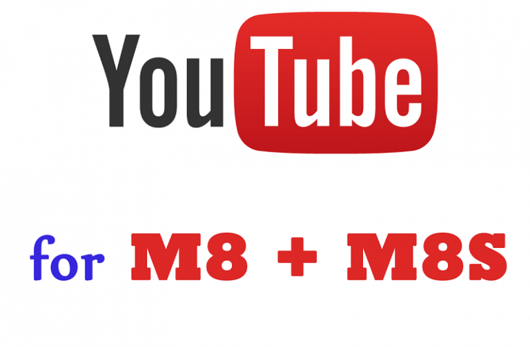 Youtube for M8 M8S - Tải về APK - Ứng dụng Android TV Box