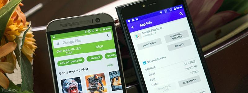 4 cách đơn giản sửa lỗi Google Play Store