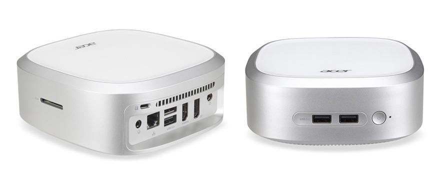 Acer Revo Base: Mini PC cấu hình khủng với chip Core i7, 8GB RAM và SSD 256GB