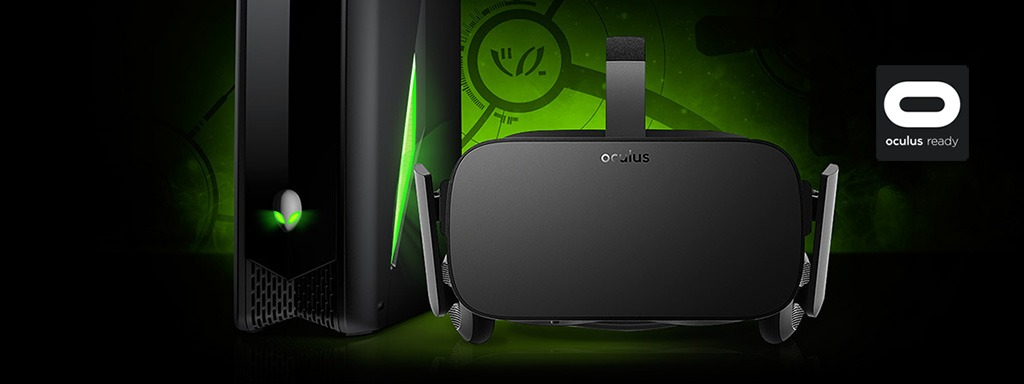 amd, dell, oculus hop tac lam may tinh tuong thich voi kinh thuc te ao