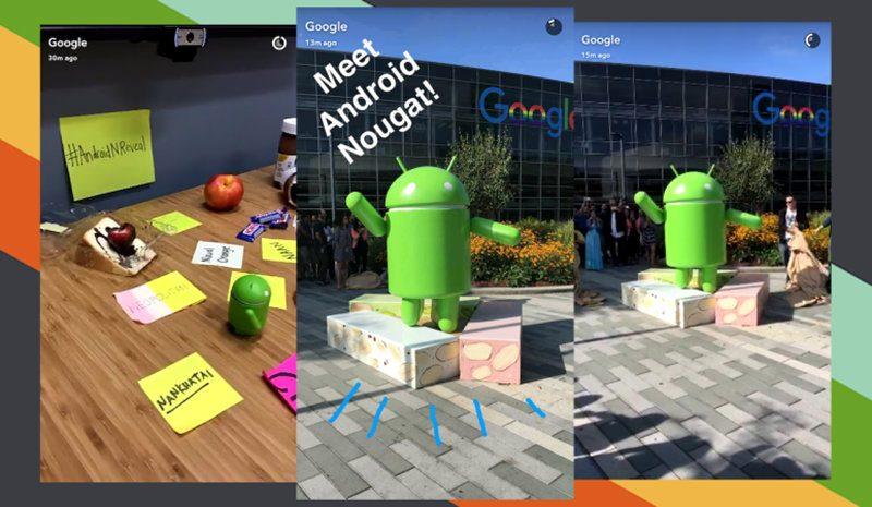 Android N có tên chính thức là Android Nougat