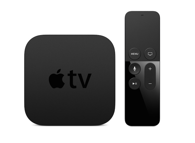 apple ra mat apple tv moi voi siri app store