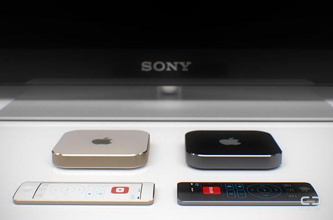 Apple TV đời mới sẽ có giá trong khoảng 149$ đến 199$?