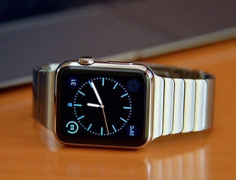 apple watch 2 se ra mat vao nua cuoi nam 2016