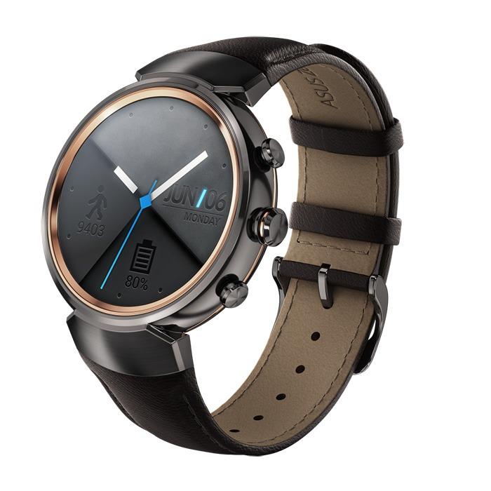 asus ra mat smartwatch mat tron asus zenwatch 3 - anh 2