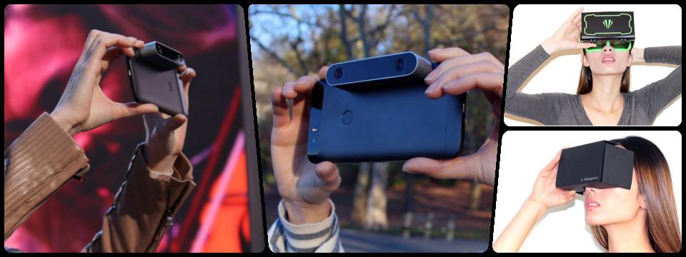 Autonomous Teleport 3D VR: Hệ thống camera thực tế ảo giá rẻ